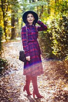 Jessica Buurman boots - Sheinside dress - Rebecca Minkoff bag
