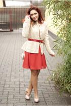 BAD style dress dress - studded heart romwe bag