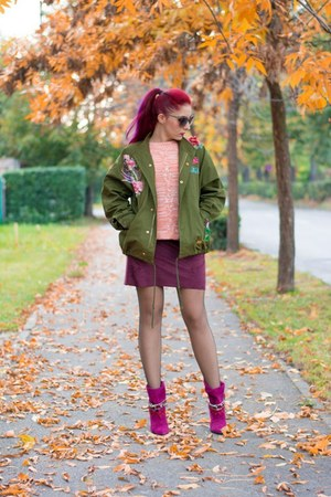 zaful jacket