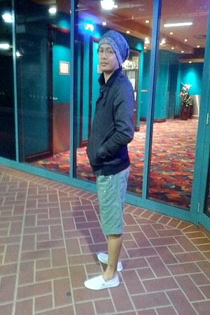 jacket - shorts