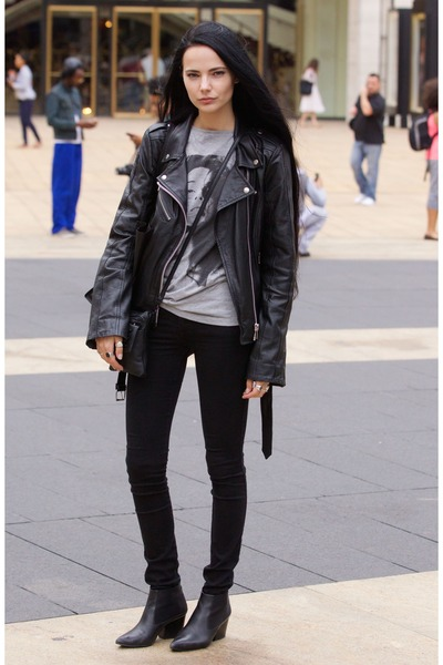 Leather Jackets In Style - My Jacket