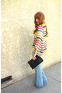 High-waist-joes-jeans-stripes-jcrew-top-stripes-blouse