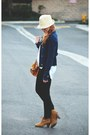 Black-sanctuary-leggings-camel-candies-boots-navy-kimchi-blue-jacket