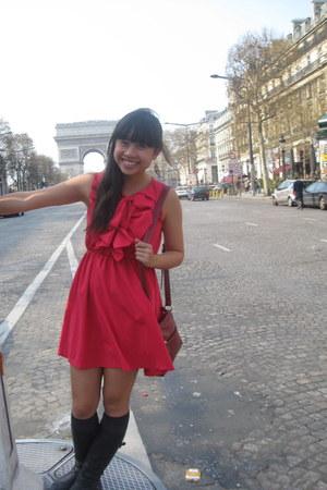 Unknown from Beijing dress