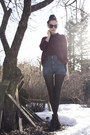 Brick-red-knit-sheinside-sweater-black-dinsko-shoes-black-random-tights