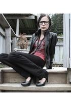 Cubus jacket - Levis t-shirt - Cubus jeans - Ellos shoes - random tie