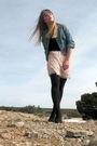 Black-karen-scott-shoes-black-george-tights-beige-xhilaration-skirt-black-