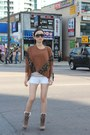White-true-religion-shorts-charcoal-gray-tom-ford-sunglasses