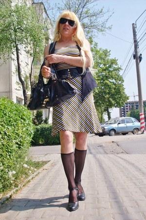tan chic hm dress H&M dress