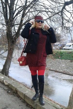 red Gossip dress