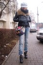 Black-chic-jacket-new-look-jacket