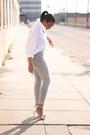 Skinny-habitual-jeans-mens-banana-republic-shirt-cape-alexander-wang-heels