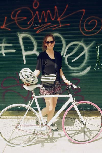 Wego shirt - H & M sunglasses - New Yorker pants - New Yorker sneakers