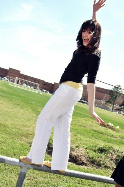 Ney york & co pants - Charlotte Russe flats