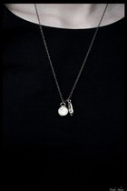 gold Bohemismo necklace