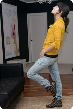 Ion fiz jacket - Levis jeans - adidas shoes