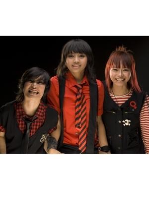 apelG Band Photoshoot