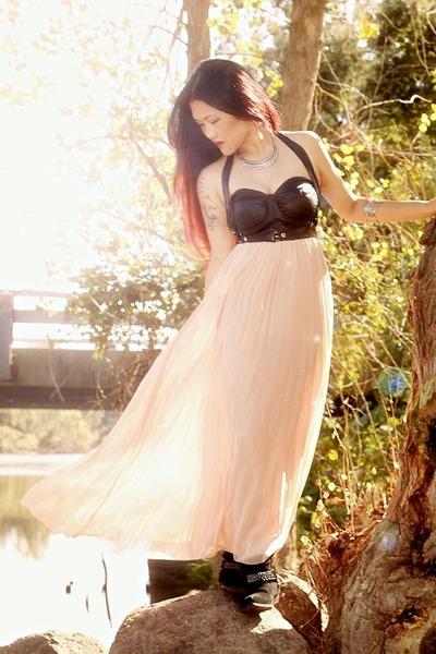 Dolce Vita boots - Reverse dress