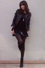 Black-zara-jacket-black-h-m-kids-dress-black-galeries-lafayette-sweater-bl