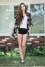 Black-cut-off-forever-21-shorts-black-floral-print-romwe-cardigan-black-fore