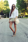 Off-white-suede-dolce-vita-shoes-ivory-crochet-shorts-chicwish-shorts-white-