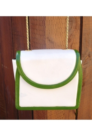 green frenchy of california purse