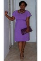 lavender Target dress