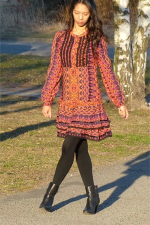 viscose MNG dress