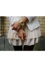 Light-pink-dress-gold-michael-kors-watch