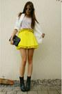 Shirt-skirt