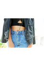 Black-martofchina-jacket-black-front-row-shop-top-white-lovely-shoes-sandals