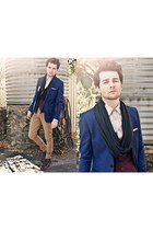 blue Jack London blazer