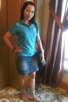 casual Lea pants - casual chic Lea shirt - casual bags polostar bag