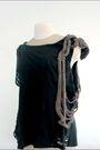 Gray-crochet-avantgardist-scarf