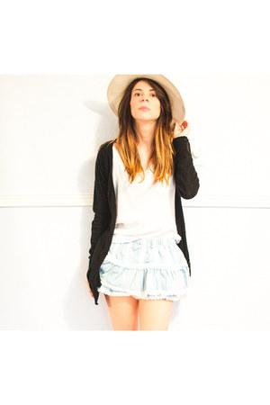 bluepea skirt