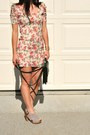 Mini-dress-final-touch-dress-cross-body-vintage-bag-ciao-bella-heels