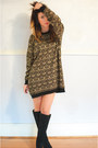 Tunic-liz-claiborne-sweater