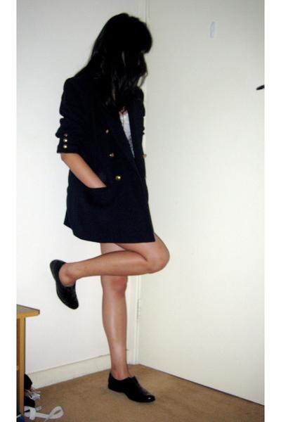 vint blazer - f21 shoes