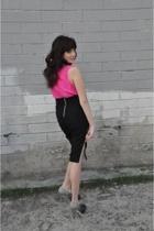 blouse - EC Star skirt - Cynthia Vincent shoes