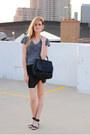 Bdg-shirt-h-m-trend-bag-ami-clubwear-skirt-steve-madden-sandals
