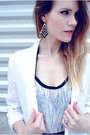 Mia-shoes-shoes-h-m-blazer-forever-21-top-american-apparel-skirt