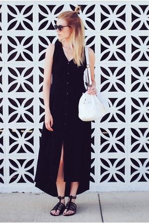 Lush Clothing dress - H&M sandals