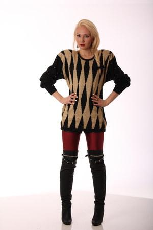 Blonde Caviar sweater