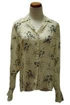 white Ann Taylor Loft blouse