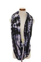 blue American Apparel scarf