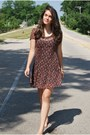 Brick-red-urban-outfitters-dress