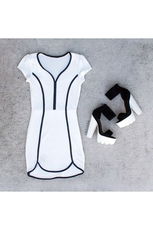 bodycon dress - shoes