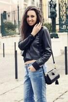 Zara jumper - H&M jeans - Alexander Wang bag
