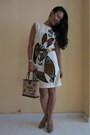 Salvatore-ferragamo-shoes-vintage-shift-alfred-shaheen-dress