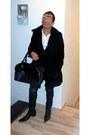Black-patent-leather-jeffery-west-boots-black-zara-coat